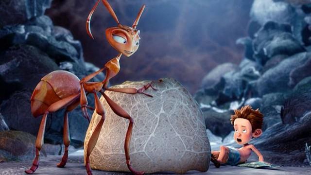 Mravčia polepšovňa