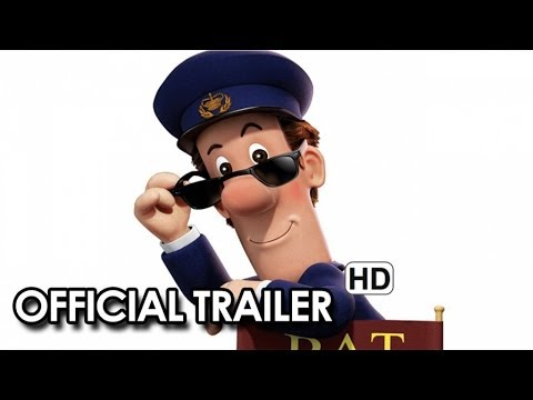 Poštár Pat vo filme