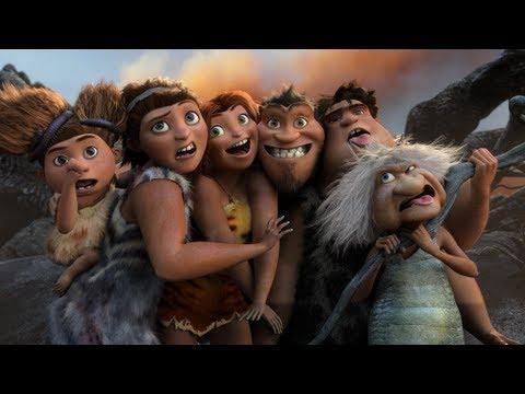 Krúdovci / The Croods online film