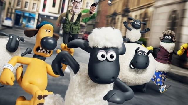 Ovečka Shaun vo filme (2015)