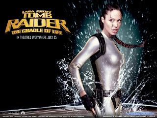 Lara Croft Tomb Raider: Kolíska života (2003)