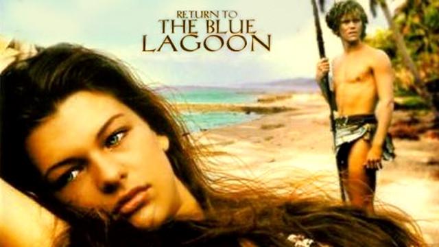 Návrat do Modrej lagúny (1991)