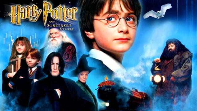 Harry Potter a Kameň mudrcov (2001)