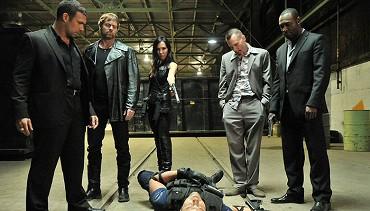 SWAT proti gangom (2011)