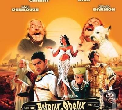 Asterix a Obelix: Misia Kleopatra (2002)