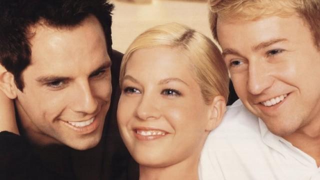 Rabín, kňaz a krásna blondína (2000)
