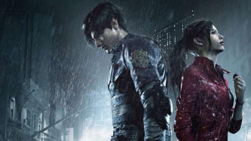 Resident Evil: Infinite Darkness (2021) online