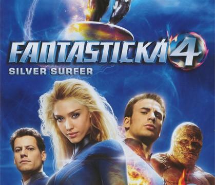 Fantastická štvorka a Silver Surfer (2007)