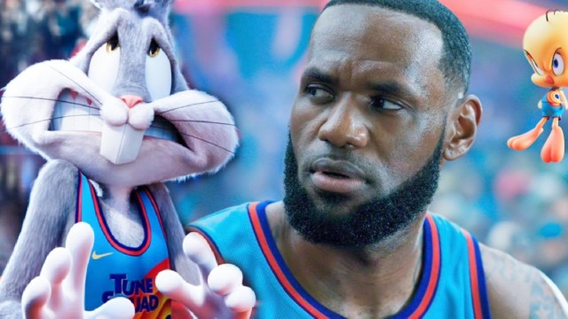 Space Jam: Nová legenda (2021)