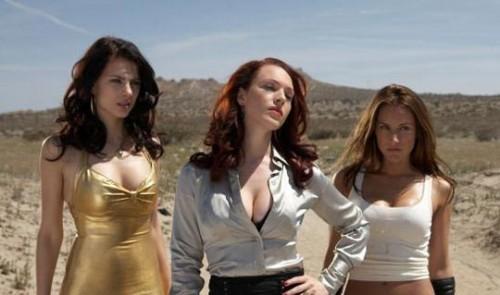 Správna sexi trojka (2009) online