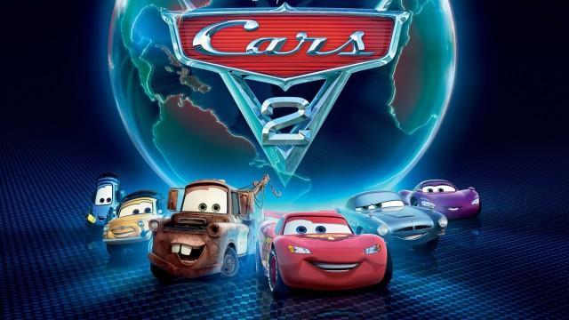Autá 2 (2011)