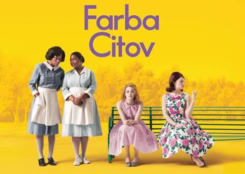 Farba citov (2011)
