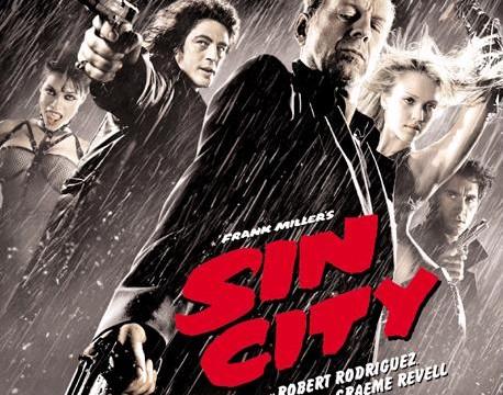 Sin City – město hříchu (2005)