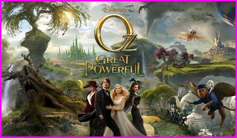 Mocný vládce Oz (2013-Eng.)
