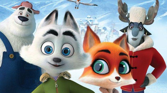 Snežná hliadka online film