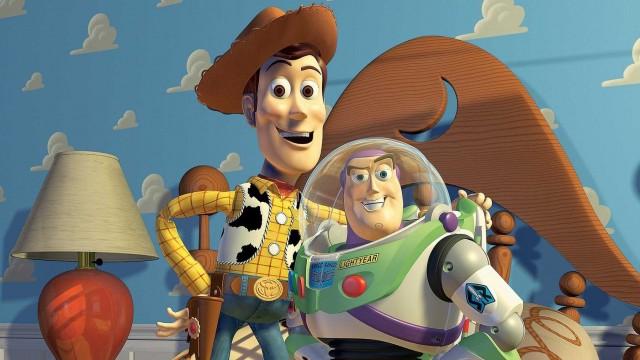 Toy Story Príbeh hračiek