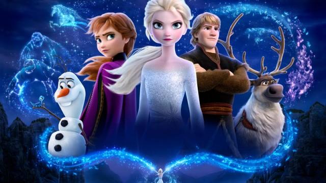 Ľadové kráľovstvo 2 (2019)