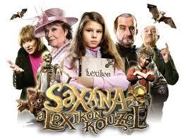 Saxána a Lexikon kouzel 2011 CZ
