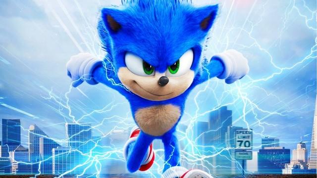 Ježko Sonic online film