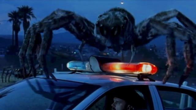 Útok pavúkov
