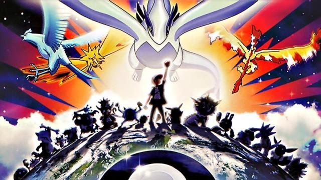 Pokémon 2: Sila jednotlivca