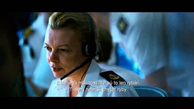 Kapitán Phillips: Prepadnutie lode Alabama