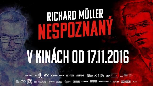 Richard Müller: Nespoznaný