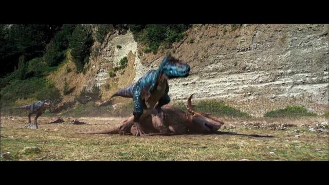 Prechádzky s dinosaurami 3D