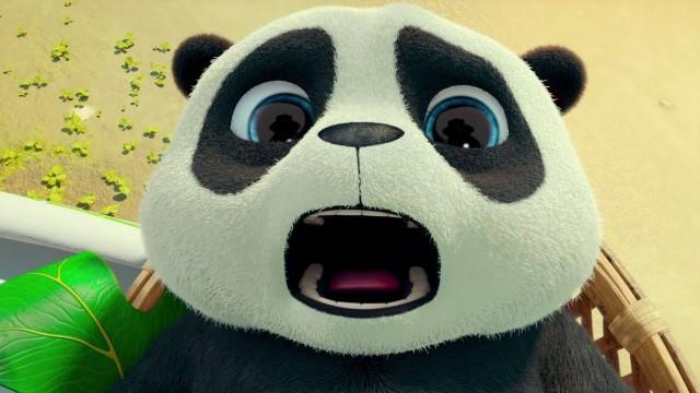 Veľké dobrodružstvo malej pandy online film
