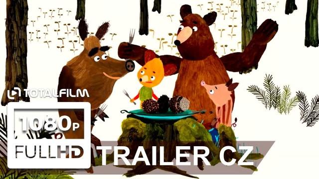 Maškrtné medvedie príbehy online film