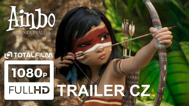 Ainbo: Hrdinka pralesa online film