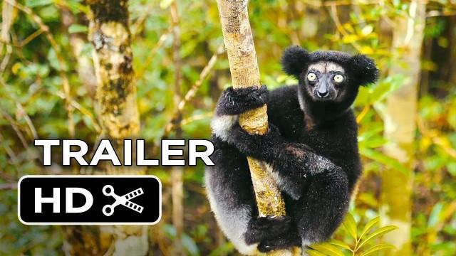 Madagaskar: Království lemurů 3D