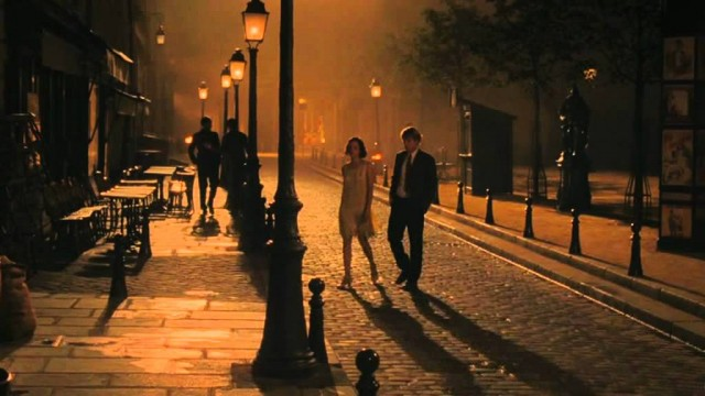 Polnoc v Paríži