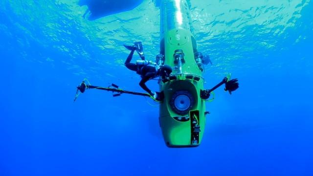Deepsea Challenge 3D od Jamesa Camerona