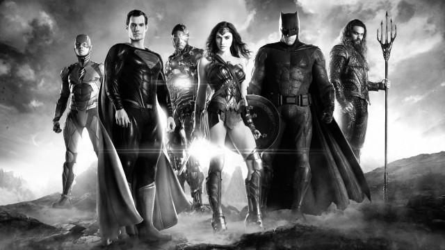 Liga spravodlivosti Zacka Snydera (2021)