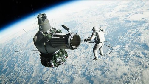 Prvý vo vesmíre (2017) online