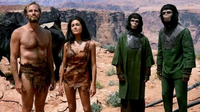Planéta opíc (1968)