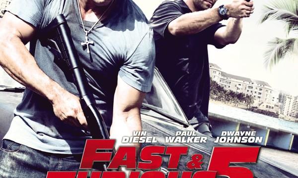 Rychle a zběsile 5 (2011)