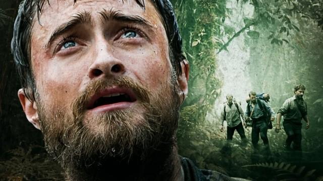 Stratený v džungli (2017)