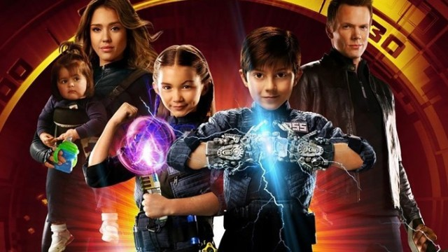 Spy Kids 4: Stroj času (2011)