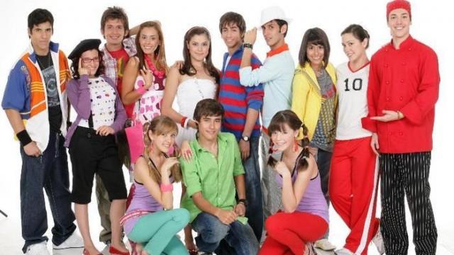 Viva High School Musical Mexiko (2008)
