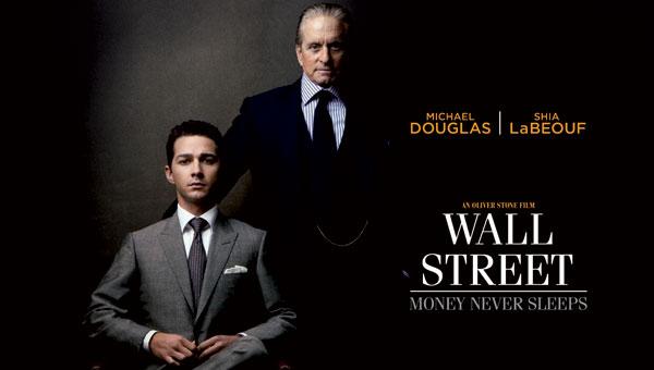 Wall Street: Peniaze nikdy nespia (2010)