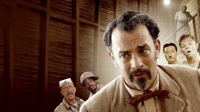 Päť lupičov a stará dáma (2004)